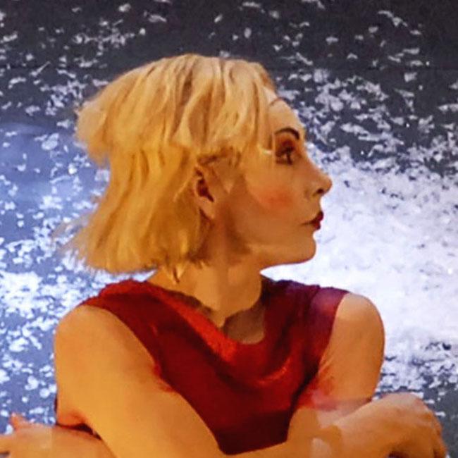 "Régis Campo ""Les Quatre Jumelles"" - Leïla - Sylvia Vadimova"